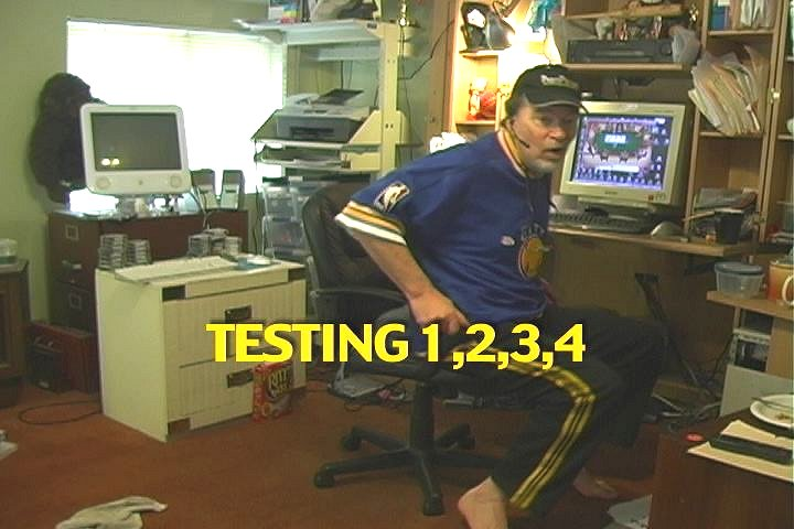 SoCL TV - Testing 1,2,3,4